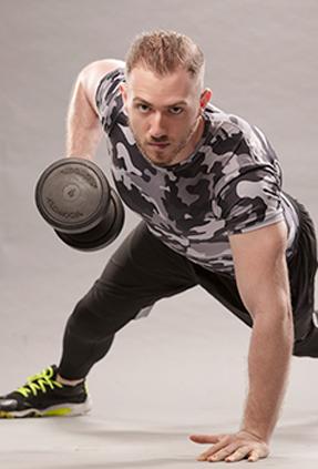 Tập gym có giảm mỡ bụng không?