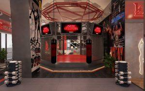 Phòng tập Gym Hà Đông